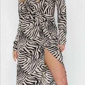New Nastygal Dress size 4